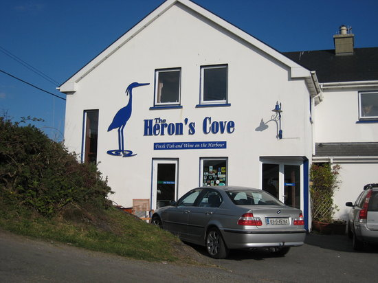 The Heron's Cove: Heron's Cove Front