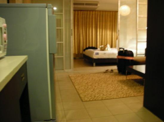 薩隆公寓酒店照片