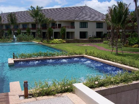 Novotel Chumphon Beach Resort&Golf: Novotel Resort Chumphon