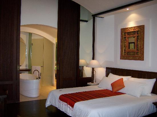 Novotel Bali Benoa: Chambre avec jardin tropical