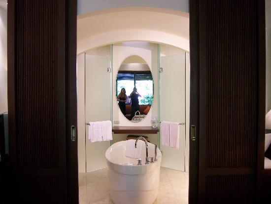 Novotel Bali Benoa: Salle de bain