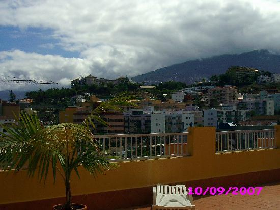 GF Noelia : Vistas desde la terraza del hotel