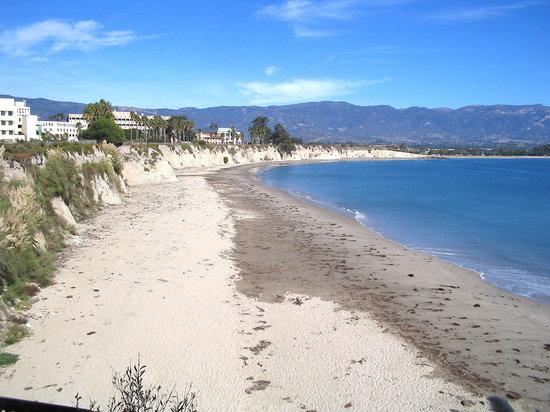 Santa Barbara, Kalifornien: UCSB Beach
