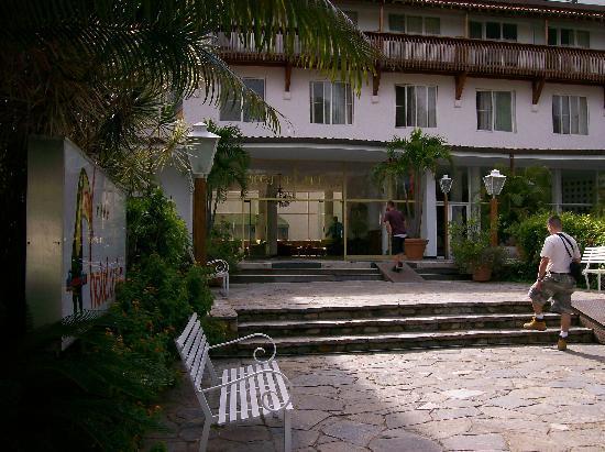 Hotel Avila: hotel