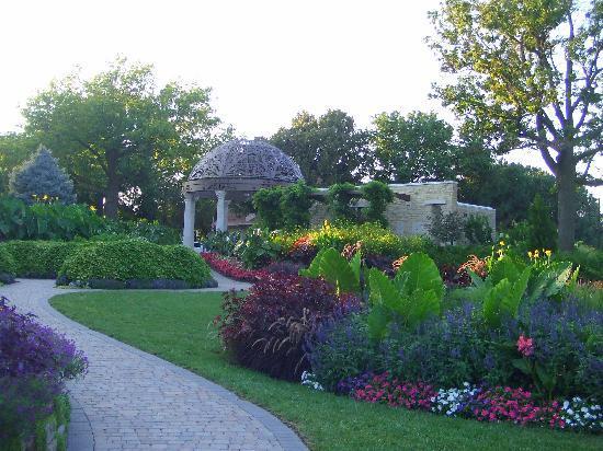 Sunken Gardens Picture Of Lincoln Nebraska Tripadvisor
