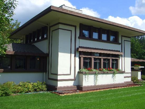 Mason City, Айова: Frank Lloyd Wright's Stockman House
