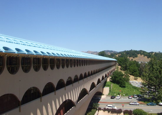 Marin Center: Frank Lloyd Wright's Marin County Civic Center