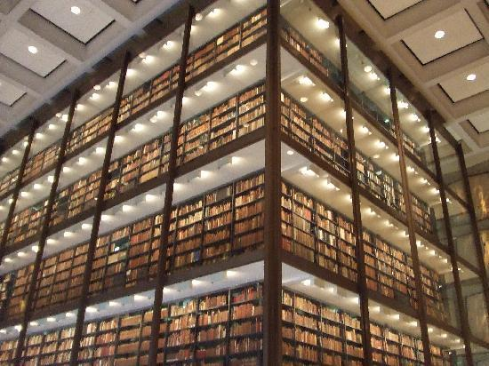 Yale University: Beinecke Rare Books and Manuscripts