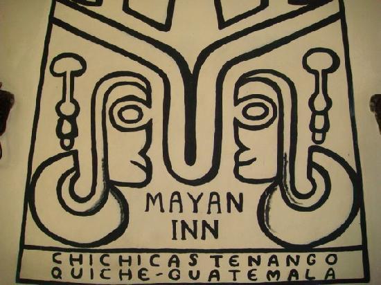 Hotel Museo Mayan Inn : Logo