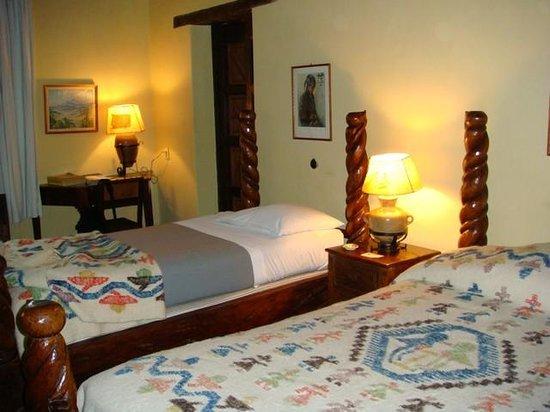 Mayan Inn: Une chambre