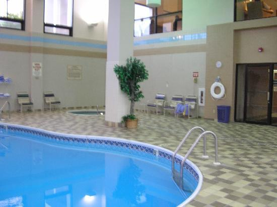 Hampton Inn Branson on the Strip : Nice hot tub