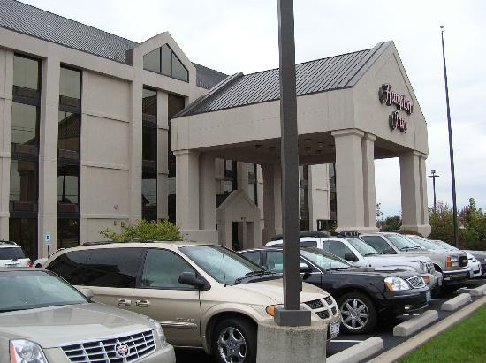 Hampton Inn Branson on the Strip : Good location and easy to find