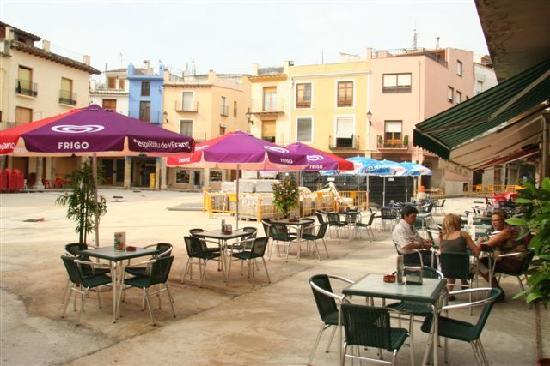Peniscola picture of aparthotel jardines del plaza for Jardines del plaza peniscola