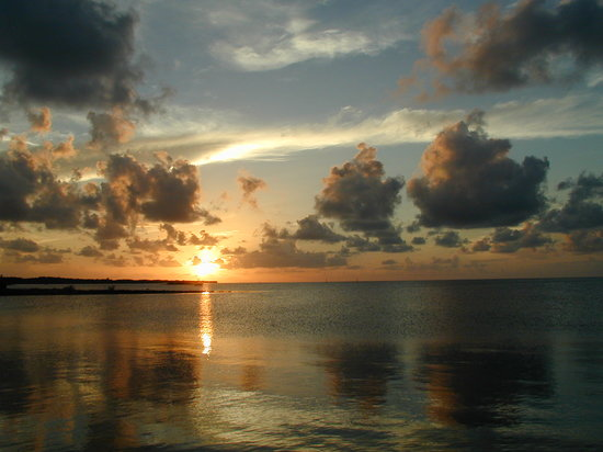 Florida Keys, Floryda: Another sunset in paradise