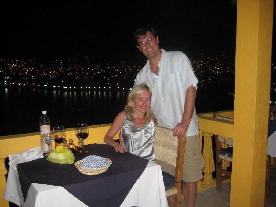 Hotel Cinco Sentidos: Dinner at Il Mare