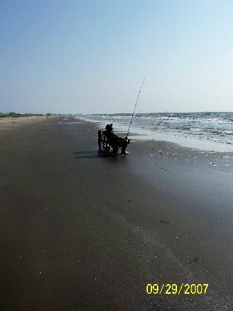 Sandpiper Shores Motel : Great Fishing!