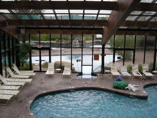 Minerals Hotel Indoor Outdoor Pool