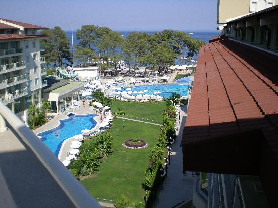 Barut Kemer : View from a terrace