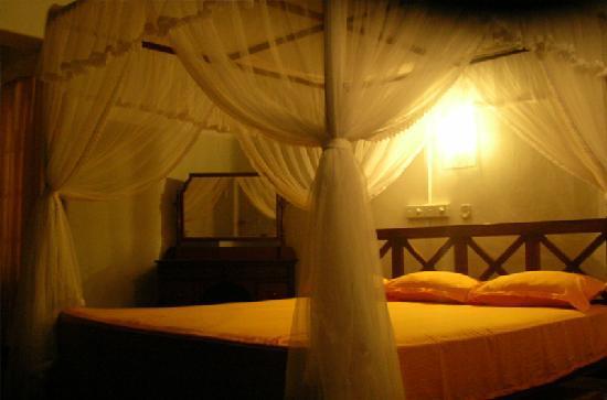 Dehiowita, Sri Lanka: Bed Room, Clunes Villa
