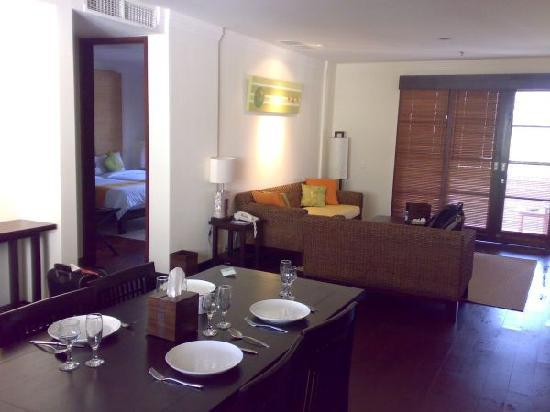 Novotel Bali Nusa Dua Hotel & Residences: 1 Bedroom Apartment