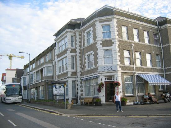 The Eliot Hotel, Newquay