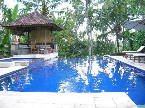 Alam Shanti: Swimming pool