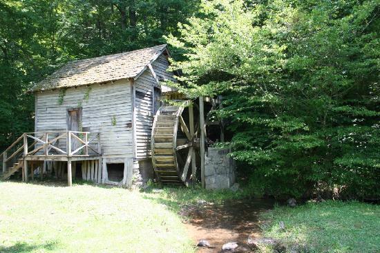 Big Ridge State Park- Mill