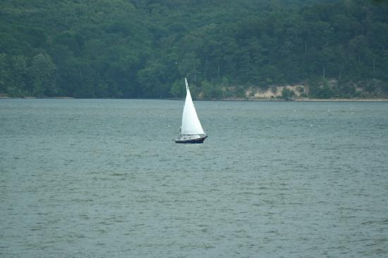 Kenlake State & Resort Park: KenLake SRP- Sailboat