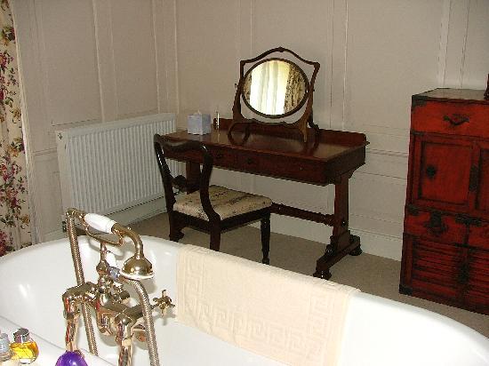 Tredudwell Manor: bathroom
