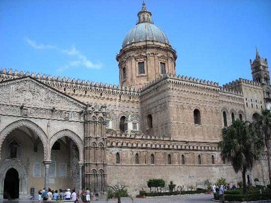 Cattedrale di Palermo : Palermo Cathedral