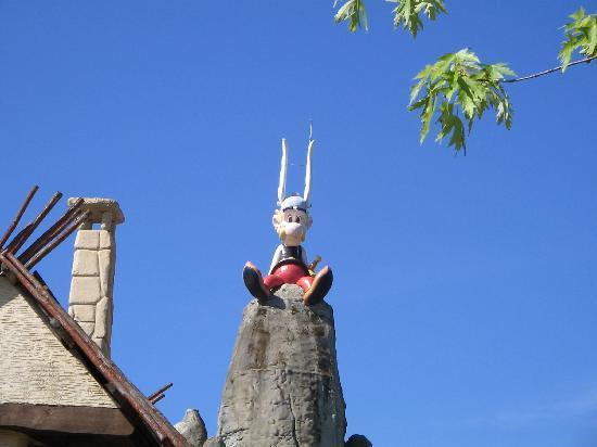 Parc Asterix: Astérix