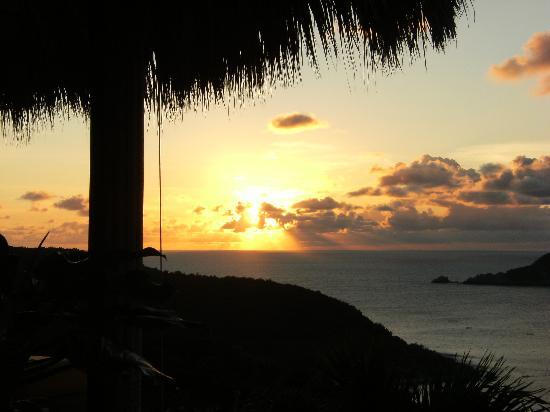Sunset at the Amuleto