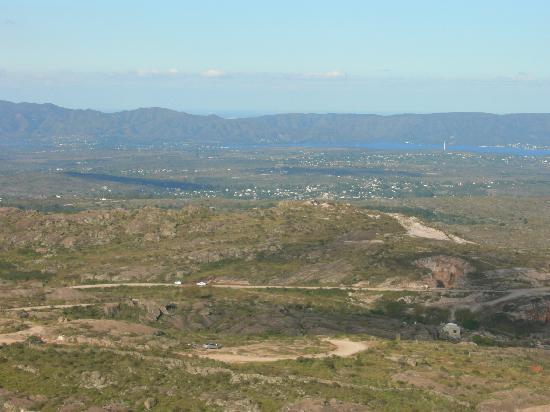 Province of Cordoba, Argentina: vista de Villa Carlos Paz, Lago San Roque, Tanti