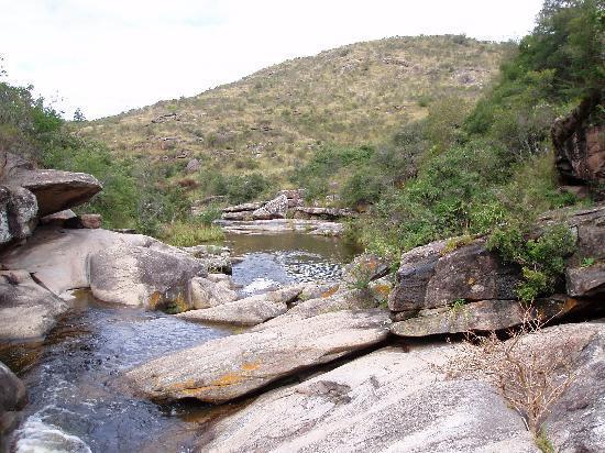 Province of Cordoba, Argentina: camino al nacimiento de la cascada