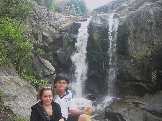 Province of Cordoba, Argentina: cascadita, Tanti, Cordoba