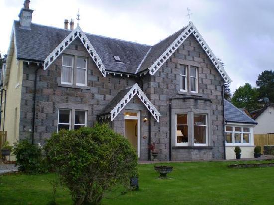 Buccleuch Guest House : Exterior