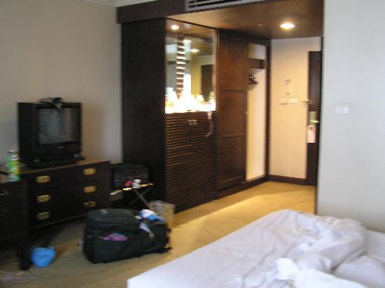Princeton Bangkok: Our room
