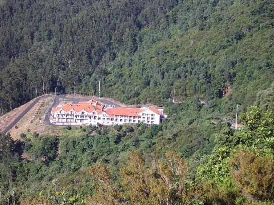Ribeira Brava, البرتغال: Vue générale de l'hôtel