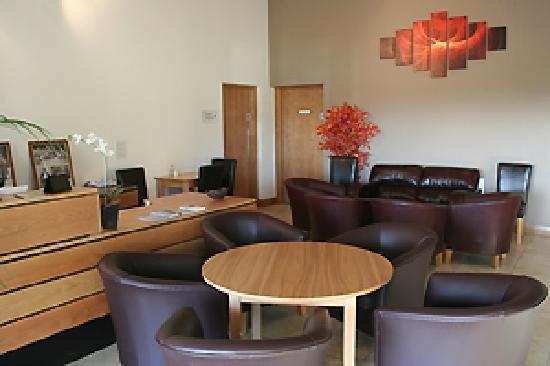 Glendarragh Valley Inn: Reception