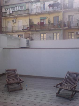 Market Hotel: Terrace - 904