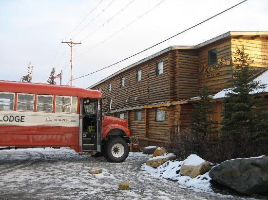 Lazy Bear Lodge : Lodge