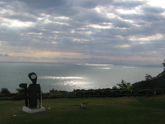 Hotel Emilia: alba fotografata dalla camera view