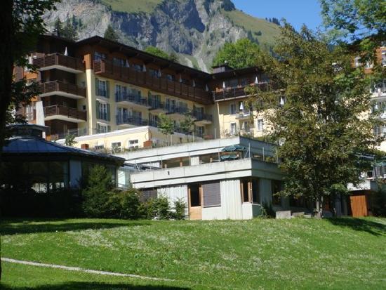 Lenkerhof gourmet spa resort: Hotel Lenkerhof