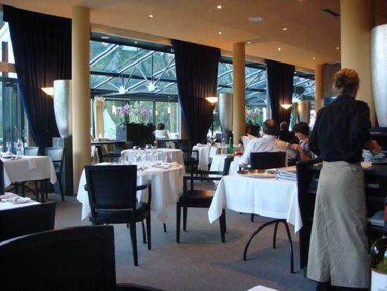 Lenkerhof gourmet spa resort: Restaurant Spettacolo