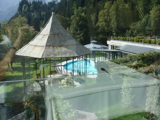 Lenkerhof gourmet spa resort: Pool