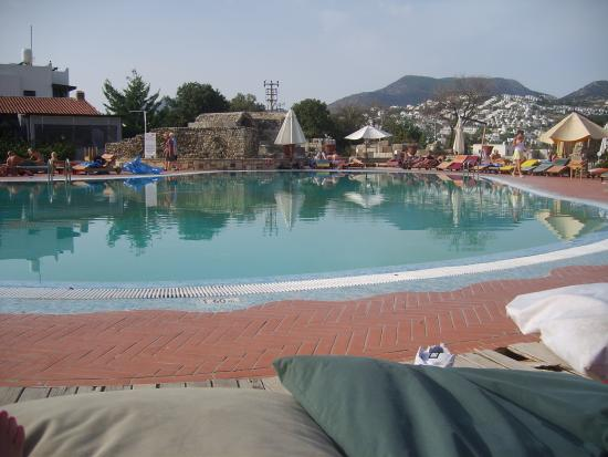 L'Ambiance Resort Bodrum: The pool
