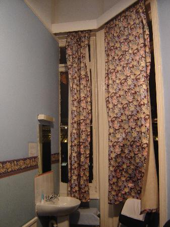 Regency Court Hotel: the curtains