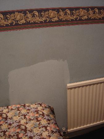 Regency Court Hotel: the wallpaper