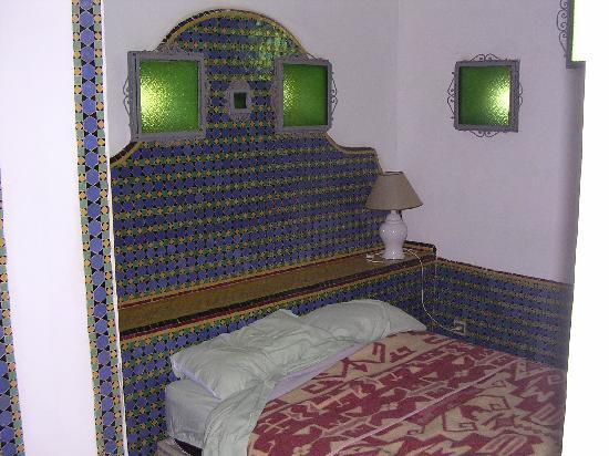 Riad Dar El Mouhit : Bedroom
