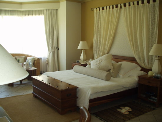 Dinarobin Beachcomber Golf Resort & Spa : Our room